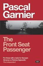 The Front Seat Passenger (Noir), Jane Aitken (Translator), Pascal Garnier, New B
