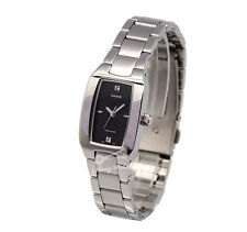 -Casio LTP1165A-1C2 Ladies' Metal Fashion Watch Brand New & 100% Authentic