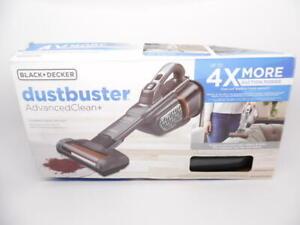BLACK+DECKER Dustbuster AdvancedClean+ Lithium Cordless Handheld Pet Vacuum