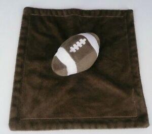 Koala Baby Baby Brown Football Ball Plush Lovey Security Blanket Toys R Us