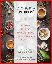 Alchemy of Herbs ~ by Rosalee de la Forêt  – Digital edition | EB✪✪K