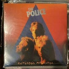 Zenyatta Mondatta by The Police (Vinyl, Jul-2008, A&M Lp Record Album New Sealed