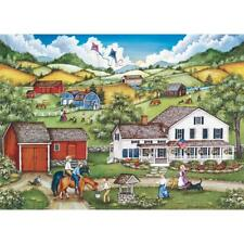 BONNIE WHITE GALLERY JIGSAW PUZZLE THE HOMECOMING 1000 PCS #38886