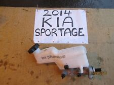 2014 KIA SPORTAGE 1.7 DIESEL 2WD OEM BRAKE MASTER CYLINDER + BRAKE FLUID BOTTLE