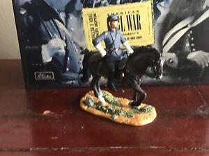 WM Britains Major General John Reynolds mounted. American Civil War set 17424