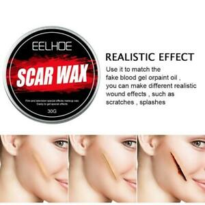 Fake Scar Wax for Halloween Stage Fancy Dress Up Cosplay Theatrical SFX Makeup