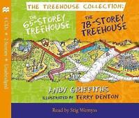 The 65-Storey & 78-Storey Treehouse CD Set by , NEW Book, FREE & Fast Delivery,