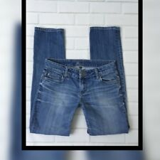 KUT From The Kloth Straight Leg Jeans Women's Size 4 Medium Wash