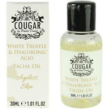 Cougar White Truffle & Hyaluronic Acid Facial Oil Face Serum Anti Ageing 30ml