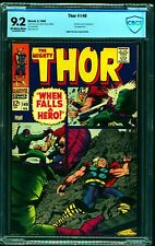 Thor #149 CBCS NM- 9.2 Off White to White Marvel Comics