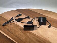 Sony Mw1 Smart Wireless Bluetooth Mp3/Fm Player - Black Rare