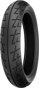 SHINKO 009 RAVEN RADIAL 120/60ZR17 120/60R17 Front Radial BW Motorcycle Tire 55W