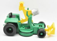 The Crash Test Dummies Lawn Mower Loose Action Figure Vehicle Tyco 1993