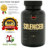 REDCON1 SILENCER HIGH POTENCY FAT BURNER AND DIURETIC FORMULA + FREE SAMPLE
