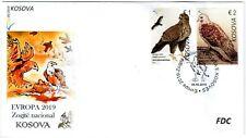 Kosovo Stamps 2019. Europa CEPT: National Birds. FDC Set MNH