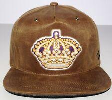Los Angeles Kings NHL Look & feel Leather Zephyr snap-back /hat/ cap