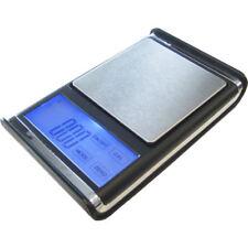 US Balance Absolute Pocket Scale 0.01 Gram x 200g Touch Screen PCS Grain Carat