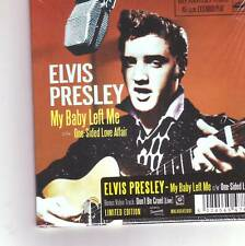 ELVIS PRESLEY MY BABY LEFTED ME HMV LIMITED EDITION CD NUMBERED 04607  RARE