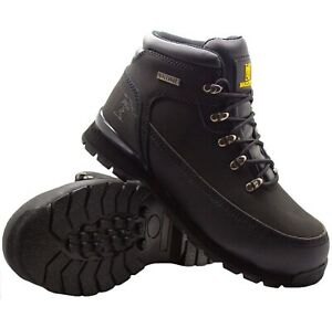 WOMENS LADIES LIGHT WEIGHT LEATHER WORK SAFETY  TOE CAP SHOES TRAINERS SIZE UK 4