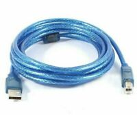 3m USB 2.0 A Male to B Printer Male Scanner High Speed Data Transfer Cable Cord