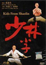 Kids From Shaolin (1984) Movie DVD _ English Subtitles _ Region All _ Jet Li