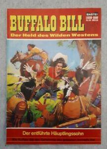 Buffalo Bill, Lasso-Band Nr. 140 (1970) Bastei Verlag