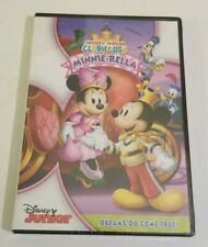 Mickey Mouse Clubhouse: Minnie-Rella (DVD, 2014)