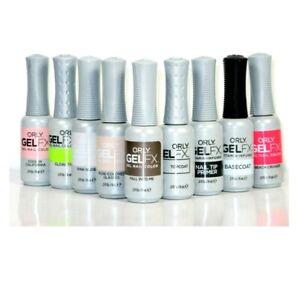 Orly Gel FX - CHOOSE ANY - Colours A-Z - 0.3oz / 9mL - Gel Polish