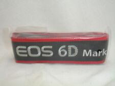 Canon EOS 6D Mark II CAMERA NECK STRAP  , EW-EOS 6D MARK II  , Genuine , NEW