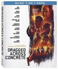 Dragged Across Concrete [New Blu-ray] With DVD, Widescreen, 2 Pack, Ac