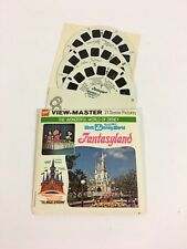 Gaf View-Master Walt Disney World Fantasyland Magic Kingdom No. A 948
