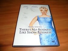 Theres No Business Like Show Business (DVD, Widescreen 2004) Marilyn Monroe Used