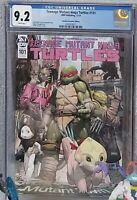 Teenage Mutant Ninja Turtles  #101 1:10  Variant CGC 9.2 FIRST LITA & MONA LISA!