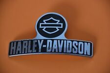 Harley Davidson Rear fender bar & shield medallion touring xl softail dyna