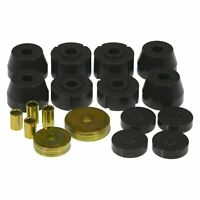 Prothane 73-87 Chevy K2500 GMC C15 C25 C35 Small V8 Radiator Support Set BLACK