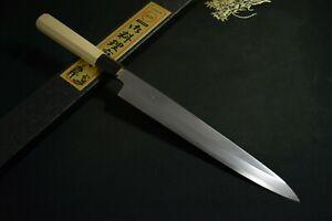 Japanese Chef knives *Itsuo Doi* Off Speck Blue 2 Yanagiba 250mm Japan 2280