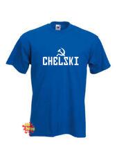 T-shirts bleus sans marque pour homme