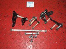 Motor Halter Schrauben Bolzen engine bracket bolts screw Honda CBX 550 F PC04 #9