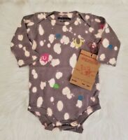 NWT True Religion Gray Baby Paint Splatter Outfit $53 retail 12-18 months