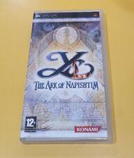 YS The Ark Of Napishtim GIOCO PSP VERSIONE ITALIANA