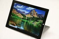 Microsoft Surface 3 Tablet Intel Atom Quad Core CPU 64GB 128GB SSD Windows 10