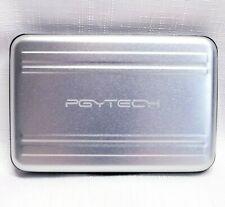 Aluminum Memory Card Hard Wallet 8 SD & 8 Micro SD Protector Storage Holder Case