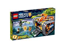 LEGO ® Nexo Knights ™ 72006 axls Tonnerre chenille NEUF neuf dans sa boîte _ Axl's rolling Arsenal New
