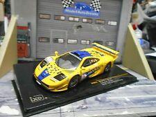 McLAREN F1 GTR BMW Langheck #27 Goodwin Ayles 1997 Fia GT Parabolica IXO SP 1:43