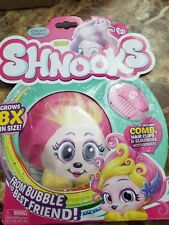 ZURU SHNOOKS SHINE w/ Comb,Hair Clips & Surprise Accessories~NEW/SEALED~
