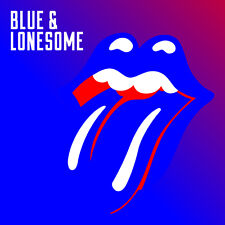 Rolling Stones Blue & Lonesome 2016 Polydor CD Album