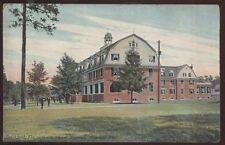 Postcard DE LAND Florida/FL  Stetson University Chaudion Hall Building 1907?