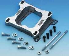 NEW! Holley square bore 4 barrel to QuadraJet carburetor adapter plate kit