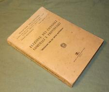 Elezioni amministrative - Istruzioni Scrutatori 1951