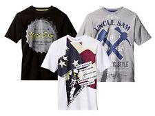 Uncle Sam T-Shirts Shirts Sportwear in verschiedenen Design